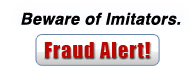 Beware of Imitators - Fraud Alert