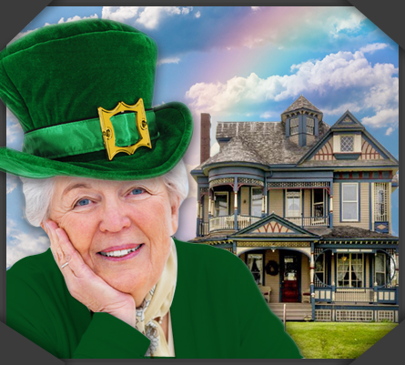 Grateful Granny and the Gassy Leprechaun